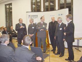 Wissensmanager des Jahres 2003